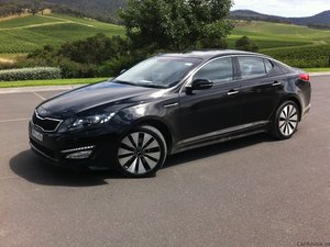 Kia Optima Repair
