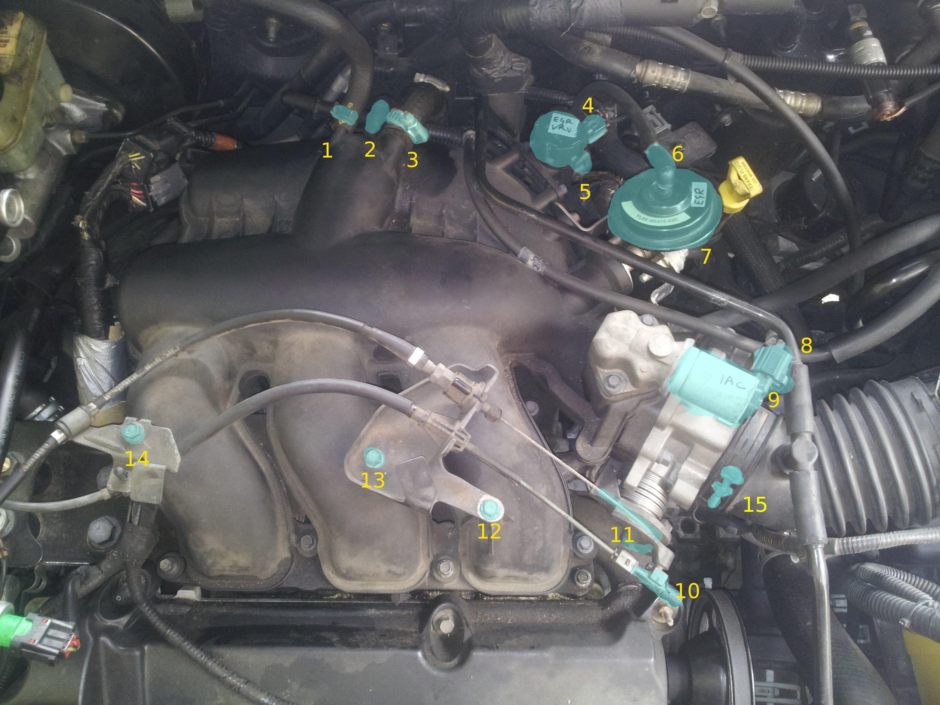 2002 mazda tribute engine diagram wiring schematic diagram 2004 Mazda Tribute Cylinder Diagram