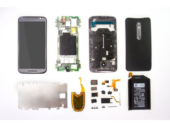 It is better to replace Moto X Style LCD screen and digitizer assembly and front housing together, if you have no confidence to remove it without breaking the screen during the repair work.