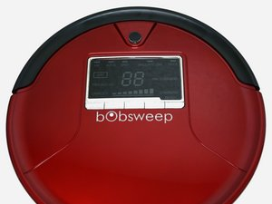 bObsweep Pethair's LCD Screen