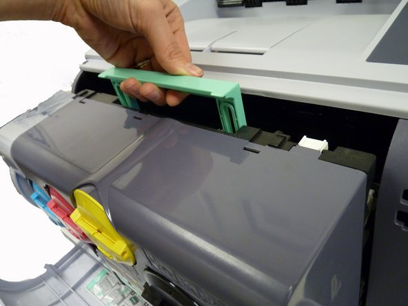 At this point you can set the printer aside as you will only need the imaging unit to continue repair.