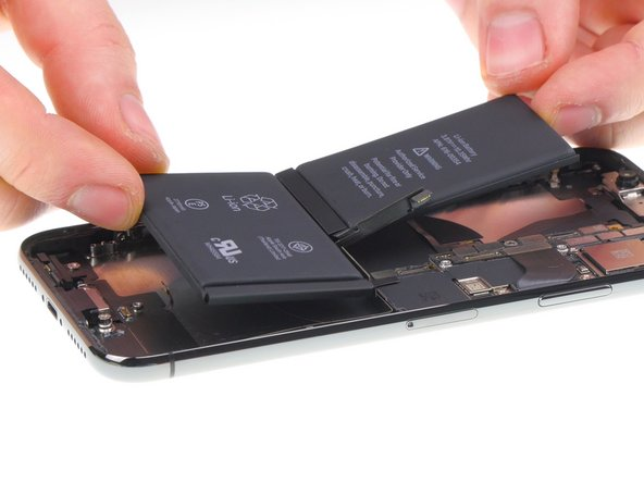 iPhone X Battery Replacement (video)