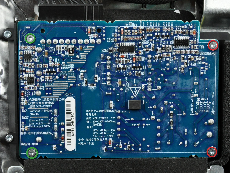 Imac Power Supply Pin Diagram - Schematics Wiring Diagrams •