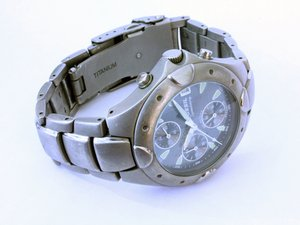 Fossil Speedway Watch TI-5061
