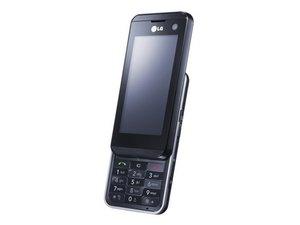 LG KF700 Repair