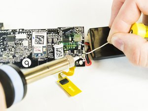 How to Solder Components onto the Beats Pill 1.0