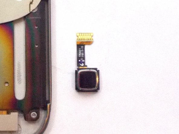 Blackberry Torch 9810 Cursor Key Replacement