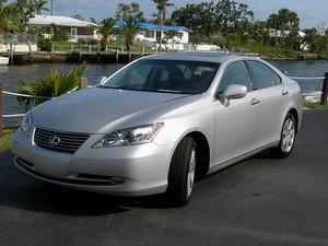 2007-2012 Lexus ES
