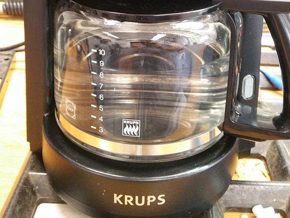 Krups PRO AROMA Kaffemaschine X2-Kondensator 470 nF Replacement
