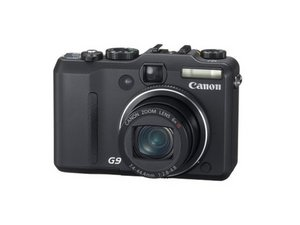 Canon PowerShot G9 Repair