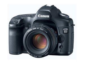 Canon EOS 5D Repair