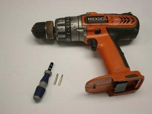 Réparation des câbles de la RIDGID R84015 X2