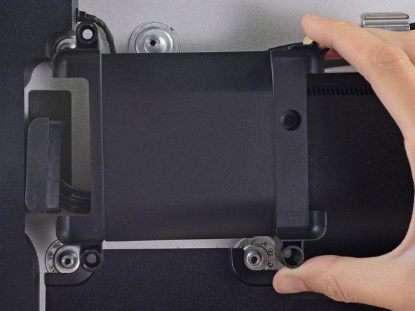 "iMac Intel 21.5"" Retina 4K Display Hard Drive Tray Replacement"