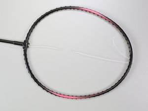 How to Restring a Badminton Racquet