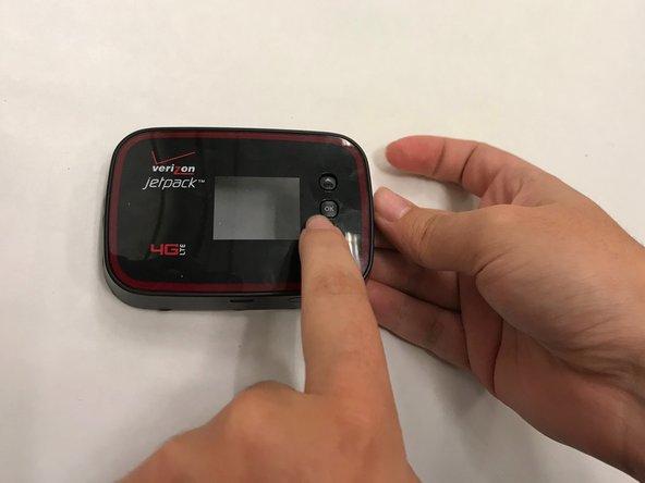 Verizon Jetpack 4G LTE Mobile Hotspot Buttons Replacement
