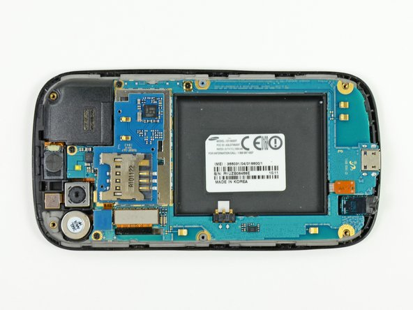 Nexus S Motherboard Replacement