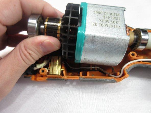 Ridgid JobMax R2851 Series B Motor Replacement