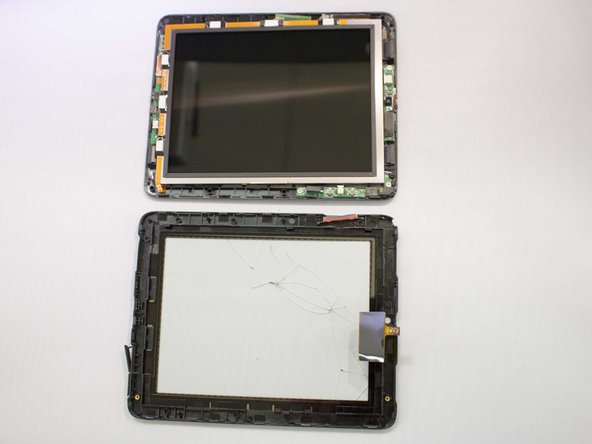 The digitizer should now be able to be freely removed.