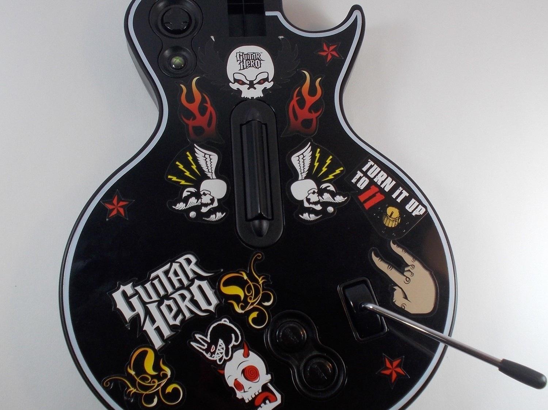 Guitar Hero Iii Repair Ifixit Wire Diagram For Wii Les Paul Wireless Body Teardown