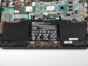 HP Chromebook 11 G3 Battery Replacement