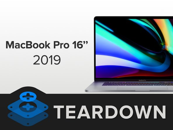 The modern MacBook Pro ranks among Apple's most divisive devices, but that wasn't always the case. We'll keep our fingers crossed that this new model represents a return to form. Specs on our teardown victim unit include: