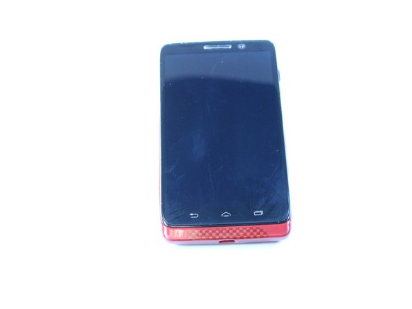 Motorola Droid Mini Back Case Replacement