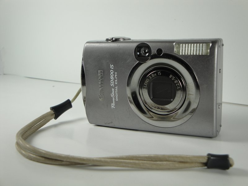canon powershot sd800 is repair ifixit rh ifixit com Canon PowerShot A1400 Memory Card Canon PowerShot ManualDownload