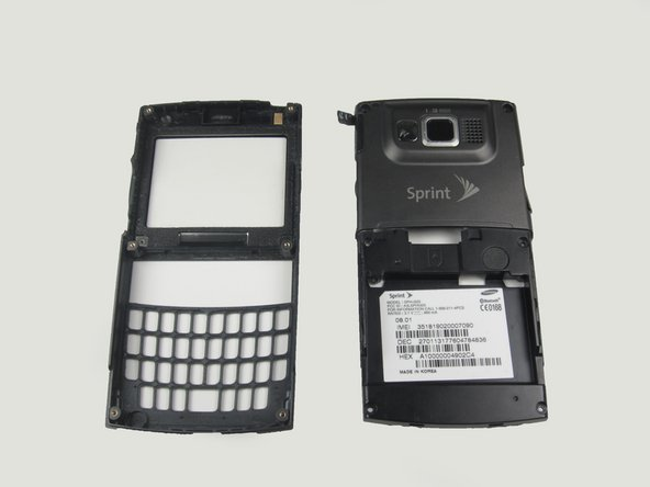 Samsung Ace Casing Replacement