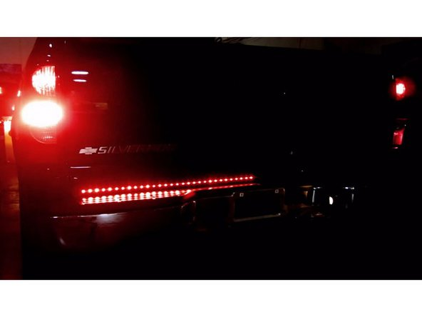 Tow Hitch Installation Near Me >> Trunk LED Tailgate Strip Light Installation - iFixit Repair Guide