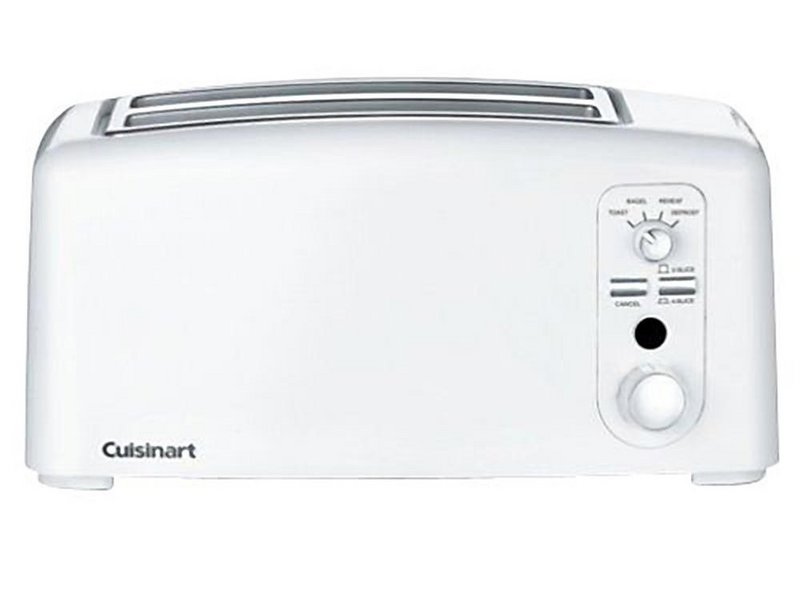 toaster repair ifixit cuisinart 4 slice tandem toaster teardown