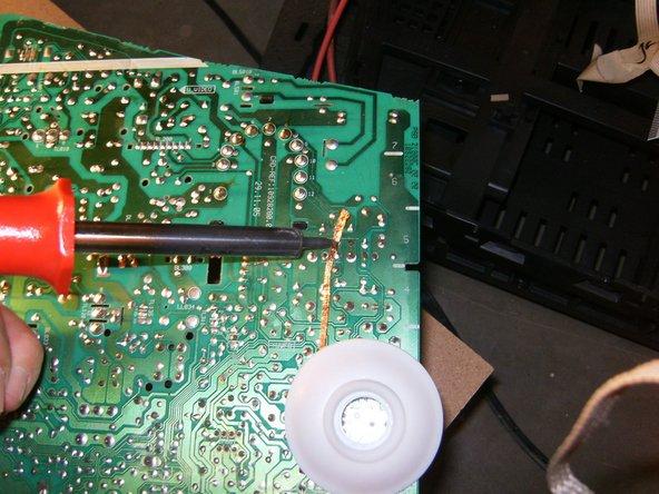 Image 2/3: FL231 125V UL FA LL .400A TE5 fuse