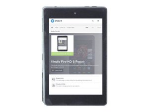 Kindle Fire HD 6""