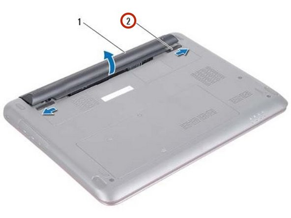 Dell Inspiron 13z N311z Battery Replacement