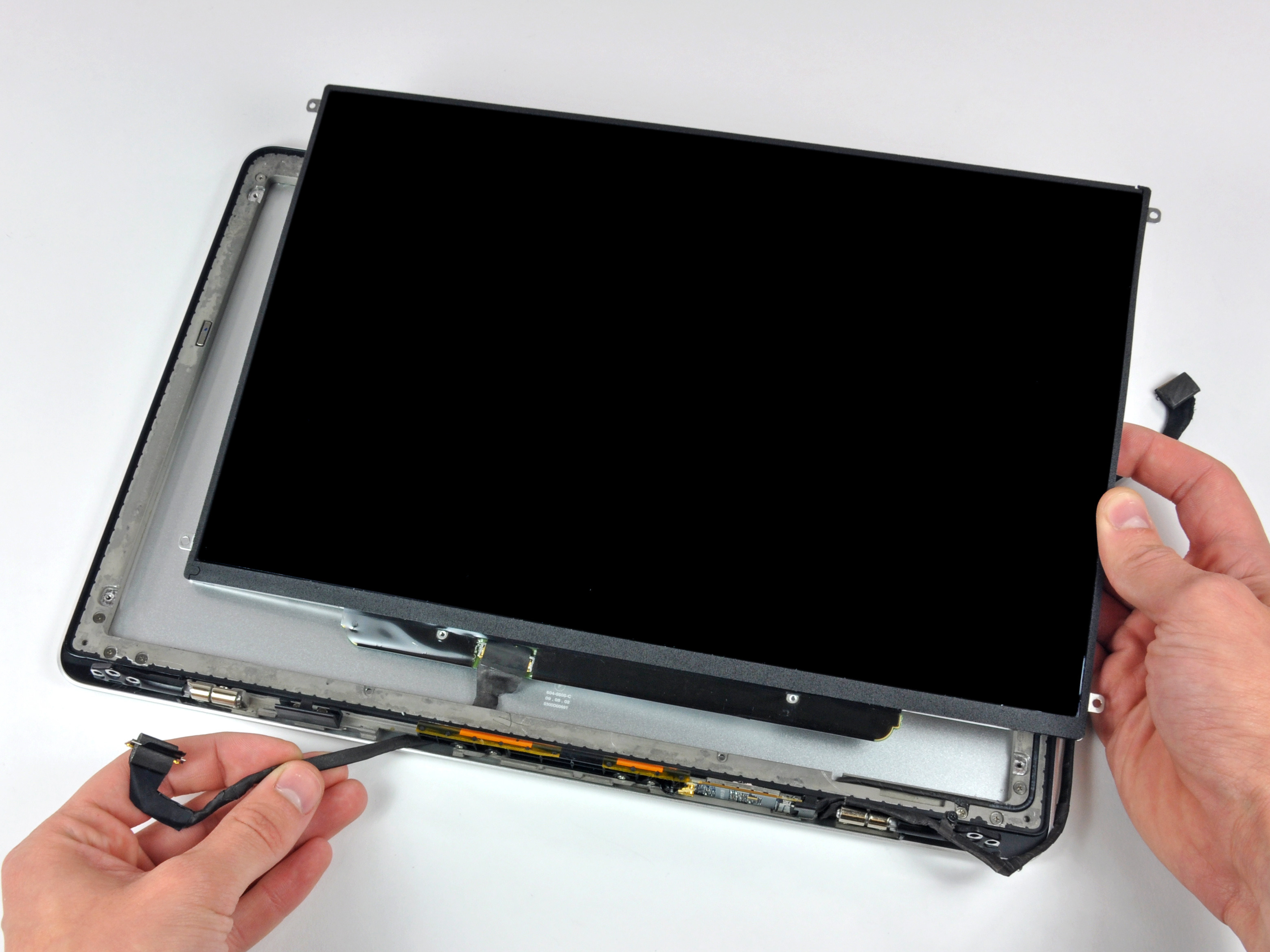 Macbook Pro 13 Quot Unibody Mid 2009 Lcd Replacement Ifixit