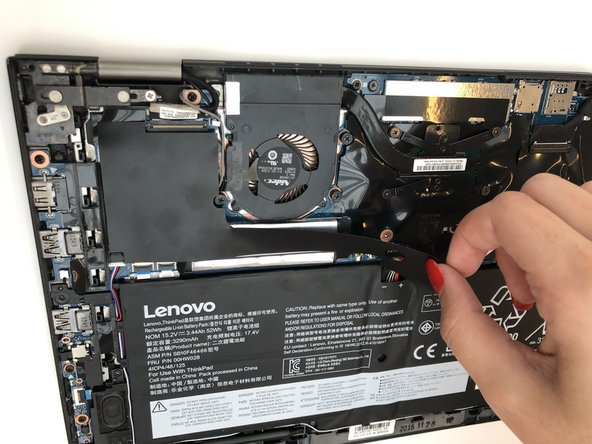 Lenovo ThinkPad X1 Yoga Hard Drive Replacement