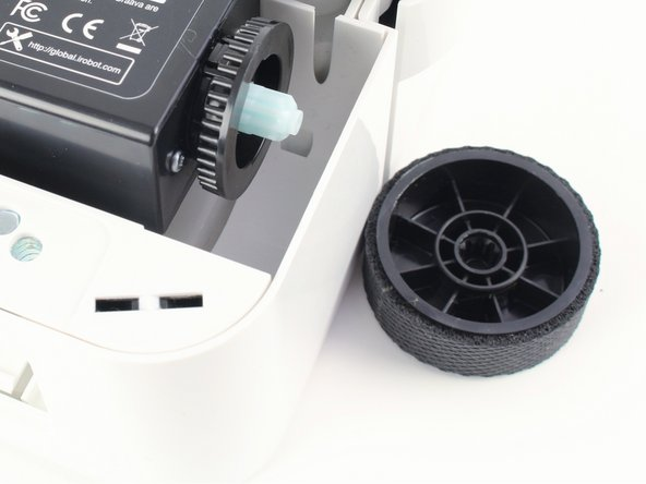 iRobot Braava Jet 240 Wheel Replacement