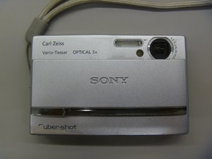 Sony Cyber-shot DSC-T9 Troubleshooting
