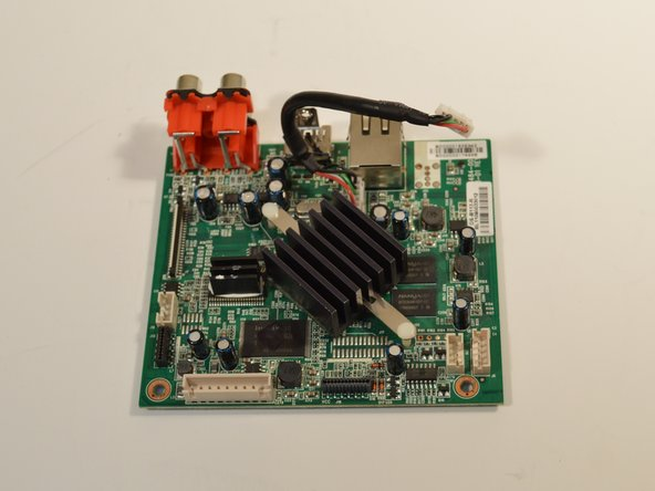 Dynex DX-WBRDVD1 Motherboard Replacement