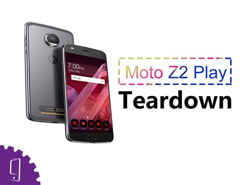 Motorola Moto Z2 Play Repair - iFixit