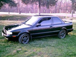 1990-1995 Nissan Sentra Repair