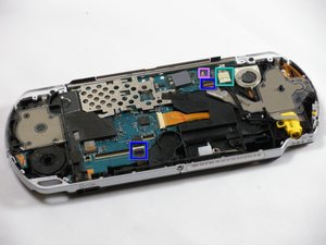 PSP 2000 Logic Board Replacement