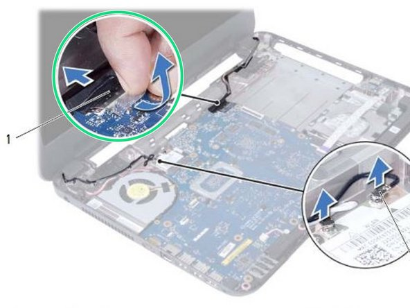 Dell Inspiron 15R N5110 Display Assembly Replacement