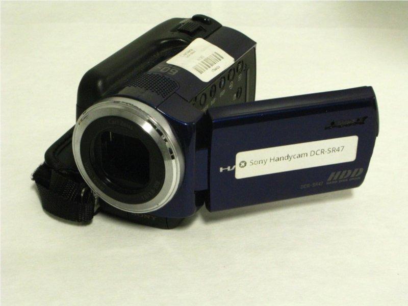 sony handycam dcr sr 47 repair ifixit rh ifixit com Sony Handycam L Sony Handycam HDD