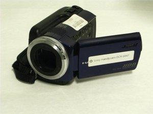 Sony Handycam DCR-SR 47 Repair