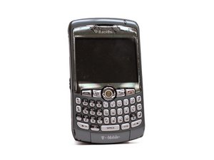 Blackberry Curve 8320 Troubleshooting