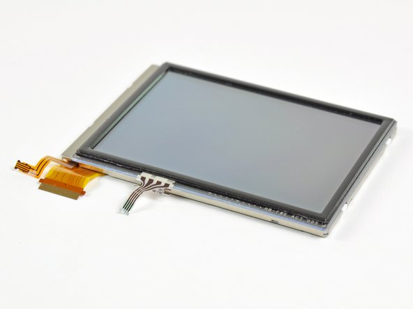 "The 2.42"" x 1.81"" LCD with 320 x 240 pixel resolution is capable of displaying 16.77 million colors."