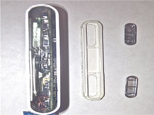 Disassembling Griffin iFM 4027 - Right Side Panel ( Screen Side Up )