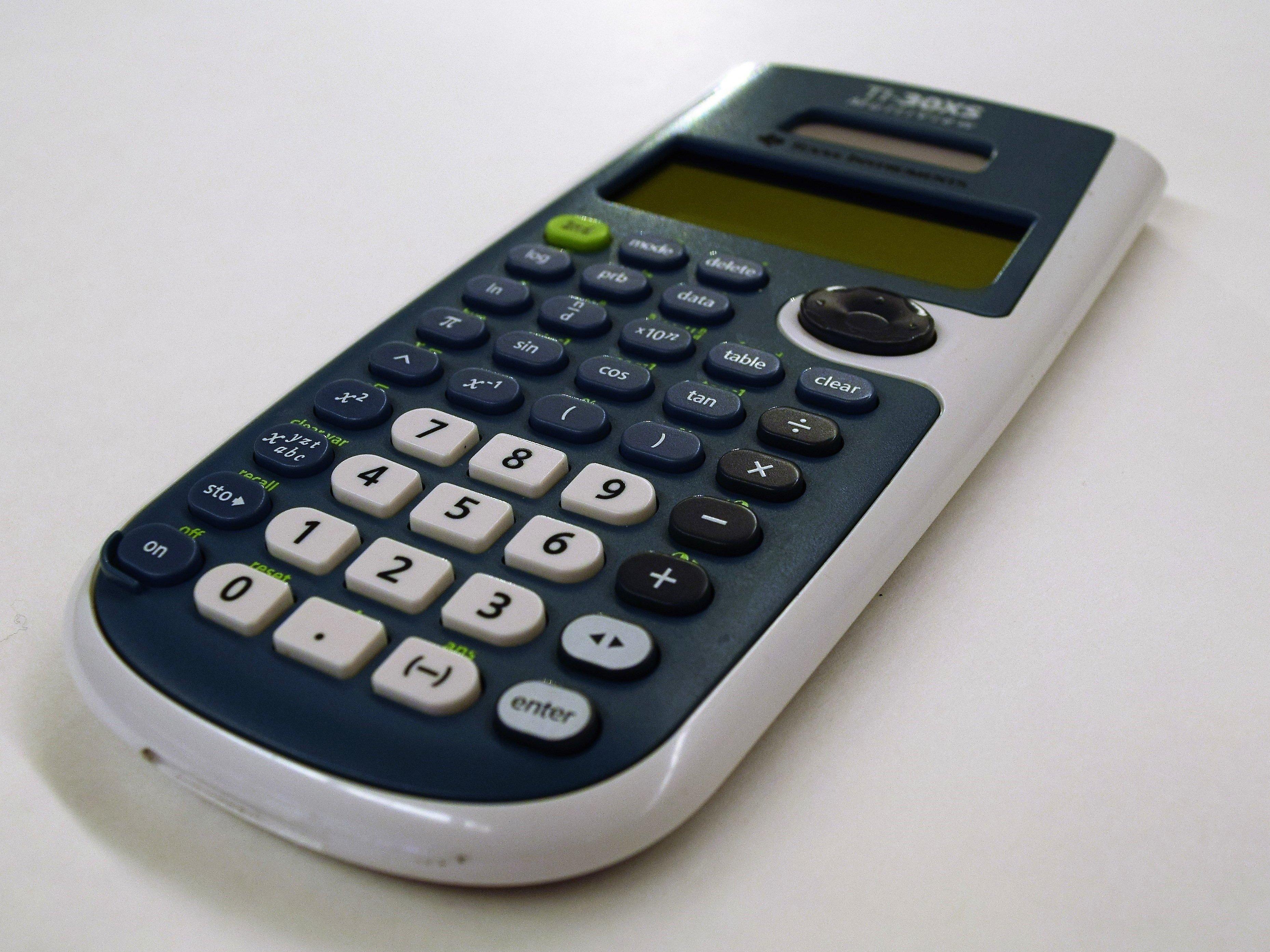 Texas Instruments TI-30 XS Multiview Teardown - iFixit