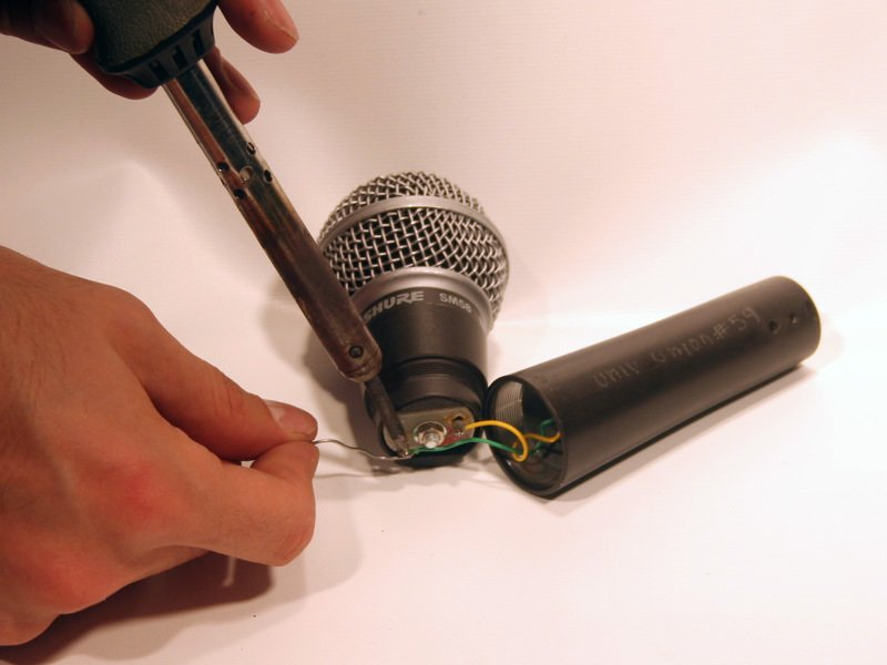 How to Shure SM58 - iFixit Repair GuideiFixit