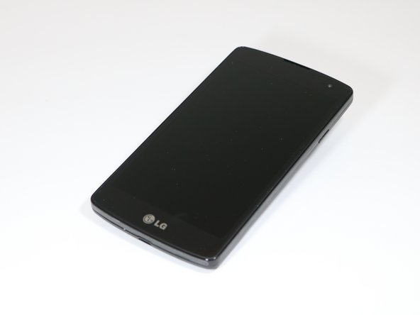 LG Optimus F60 Screen Replacement